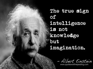 knowledge-but-imagination-albert-einstein
